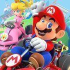 Portada oficial de de Mario Kart Tour para Android