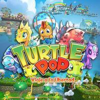 Portada oficial de TurtlePop: Journey to Freedom para Switch