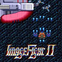 Portada oficial de ImageFight II CV para Wii U