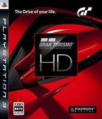 Portada oficial de Gran Turismo HD Concept PSN para PS3