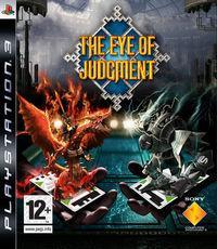Portada oficial de Eye of Judgement para PS3