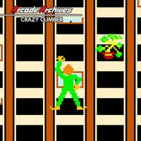 Portada oficial de Arcade Archives: Crazy Climber para Switch