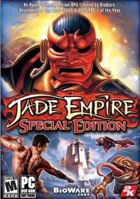 Portada oficial de Jade Empire Edición Especial para PC