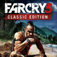 Portada oficial de Far Cry 3 Classic Edition para PS4