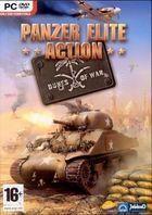 Portada oficial de de Panzer Elite Action : Dunes of War para PC