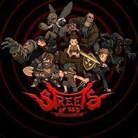 Portada oficial de Streets of Red: Devil's Dare Deluxe para PS4