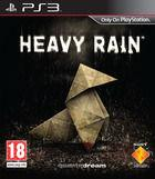 Portada oficial de de Heavy Rain para PS3