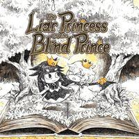 Portada oficial de The Liar Princess and the Blind Prince para PS4