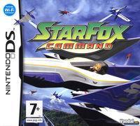 Portada oficial de Star Fox Command para NDS
