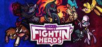 Portada oficial de Them's Fightin' Herds para PC