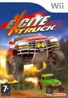 Portada oficial de de Excite Truck para Wii