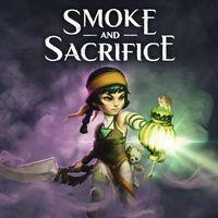 Portada oficial de Smoke and Sacrifice para PS4