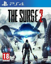 Portada oficial de The Surge 2 para PS4