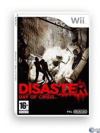 Portada oficial de Disaster: Day of Crisis para Wii