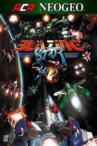 Portada oficial de NeoGeo Blazing Star para Xbox One