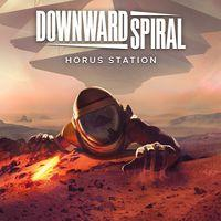 Portada oficial de Downward Spiral: Horus Station para PS4