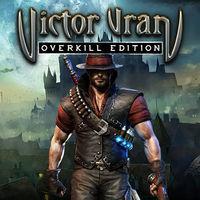 Portada oficial de Victor Vran: Overkill Edition para Switch