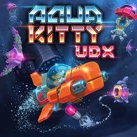 Portada oficial de Aqua Kitty UDX para Switch