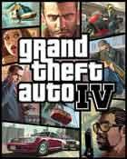 Portada oficial de de Grand Theft Auto IV para PS3