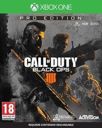 Portada oficial de Call of Duty: Black Ops IIII para Xbox One
