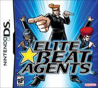 Portada oficial de Elite Beat Agents para NDS