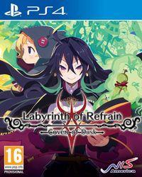 Portada oficial de Labyrinth of Refrain: Coven of Dusk para PS4