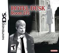 Portada oficial de Hotel Dusk: Room 215 para NDS