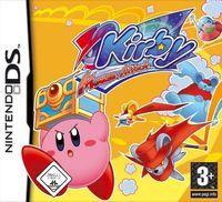 Portada oficial de Kirby Mouse Attack para NDS