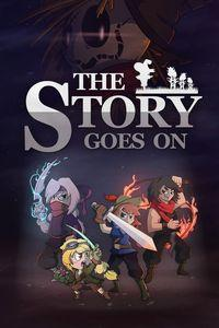 Portada oficial de The Story Goes On para Xbox One