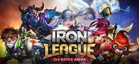 Portada oficial de Iron League para PC