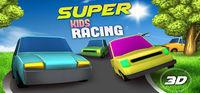 Portada oficial de Super Kids Racing para PC