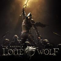 Portada oficial de Joe Dever's Lone Wolf para Switch