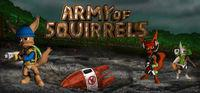 Portada oficial de Army of Squirrels para PC