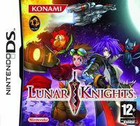 Portada oficial de Lunar Knights para NDS