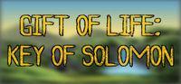 Portada oficial de Gift of Life: Key of Solomon para PC