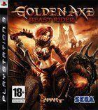 Portada oficial de de Golden Axe: Beast Rider para PS3