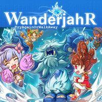 Portada oficial de Wanderjahr TryAgainOrWalkAway para Switch