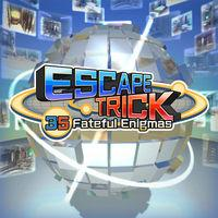 Portada oficial de ESCAPE TRICK: 35 Fateful Enigmas para Switch