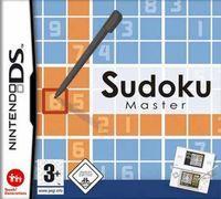 Portada oficial de Sudoku Master para NDS