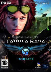 Portada oficial de Tabula Rasa para PC