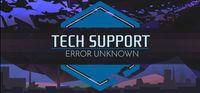 Portada oficial de Tech Support: Error Unknown para PC