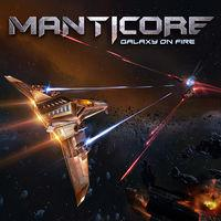 Portada oficial de Manticore - Galaxy on Fire para Switch