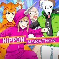 Portada oficial de Nippon Marathon para PS4