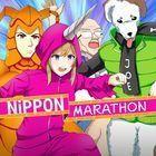 Portada oficial de de Nippon Marathon para PS4