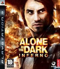 Portada oficial de Alone in the Dark: Inferno para PS3