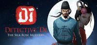 Portada oficial de Detective Di: The Silk Rose Murders para PC