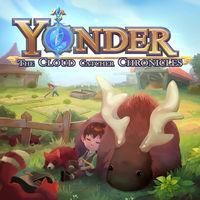 Portada oficial de Yonder: The Cloud Catcher Chronicles para Switch