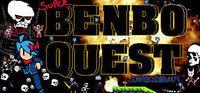 Portada oficial de Super Benbo Quest: Turbo Deluxe para PC