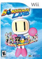 Portada oficial de de Bomberman Land para Wii
