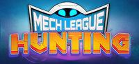 Portada oficial de Mech League Hunting para PC